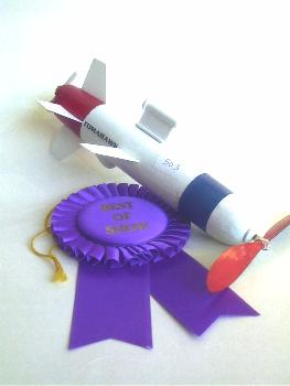 Space Derby Rocket Displays - Pics about space